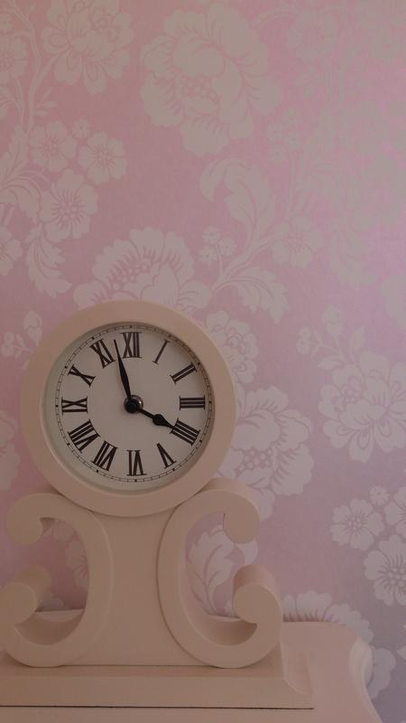 Image 7 - Laura Ashley Pink Wallpaper