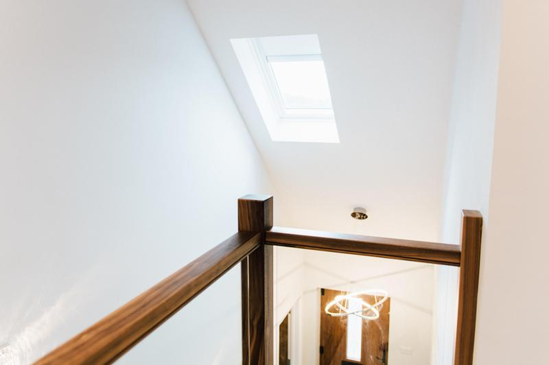 Image 15 - High Ceiling, landing and Velux