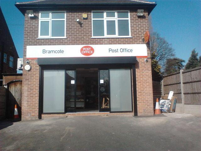 Image 13 - The brand new Post Office officially open Mar 2013