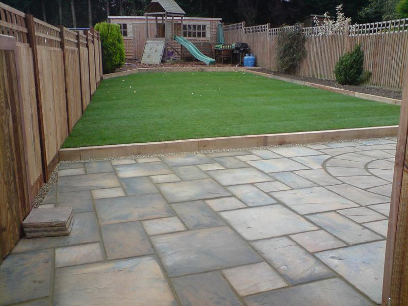 Image 12 - complete garden landscape works in barnet