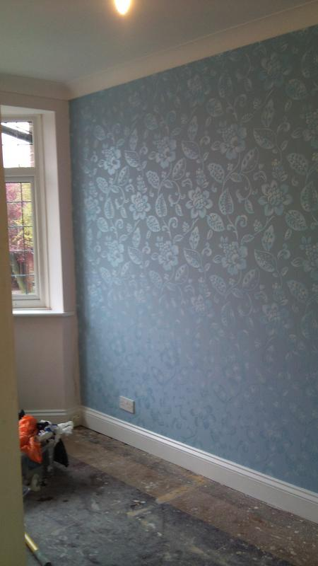 Image 22 - Brentwood Lounge Dulux Wallpaper