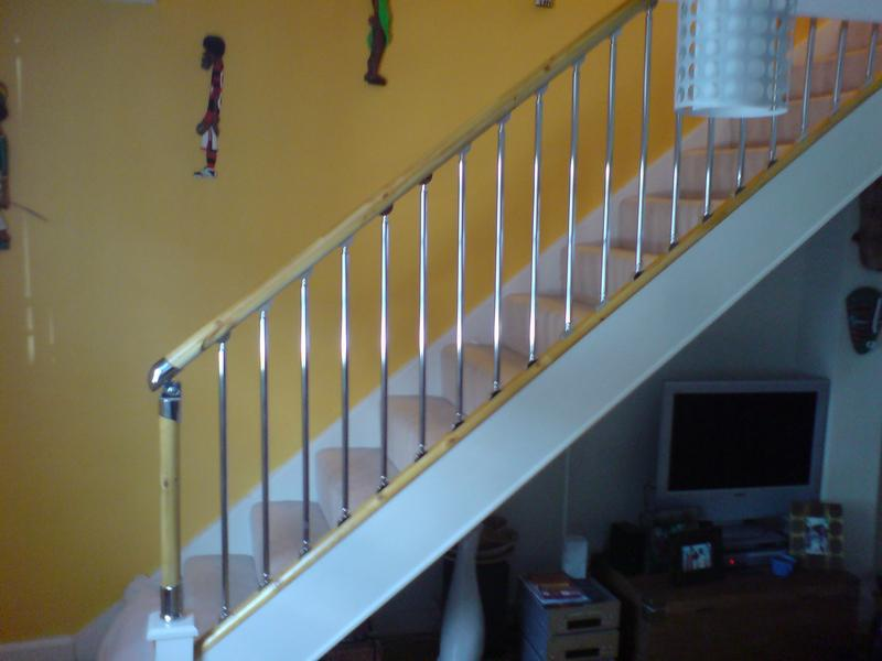 Image 57 - Richard Burbidge stair kit to modernise your stairwell.