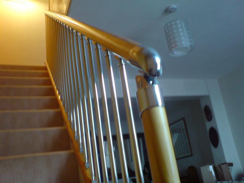 Image 58 - Richard Burbidge stair kit to modernise your stairwell.