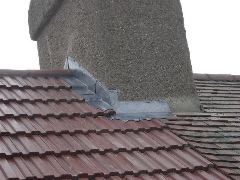 Image 15 - Chimney flashing detail