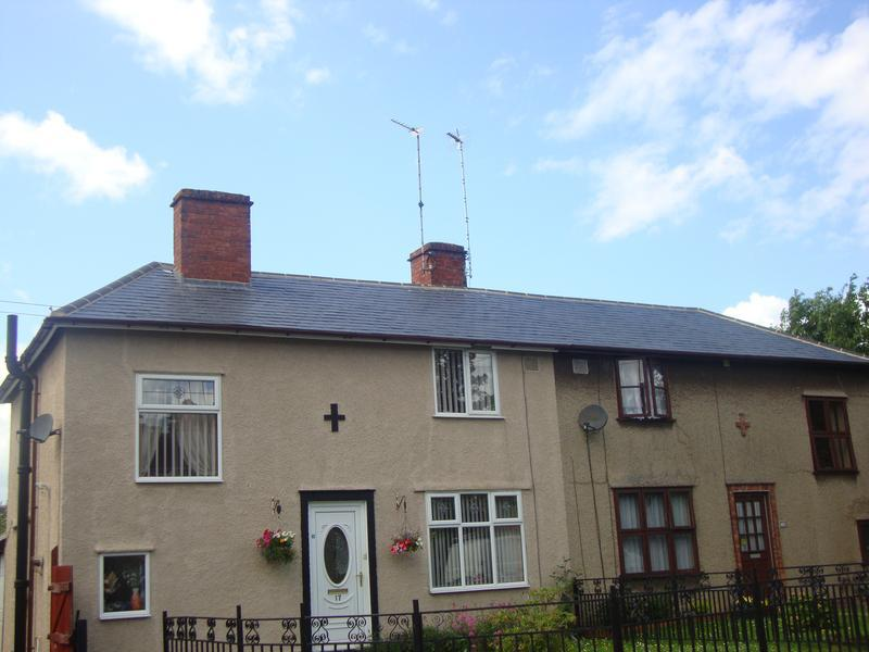 Image 9 - Double re-roof - Front