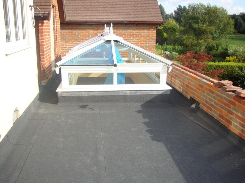 Image 11 - New extention flat roof-Collingtree