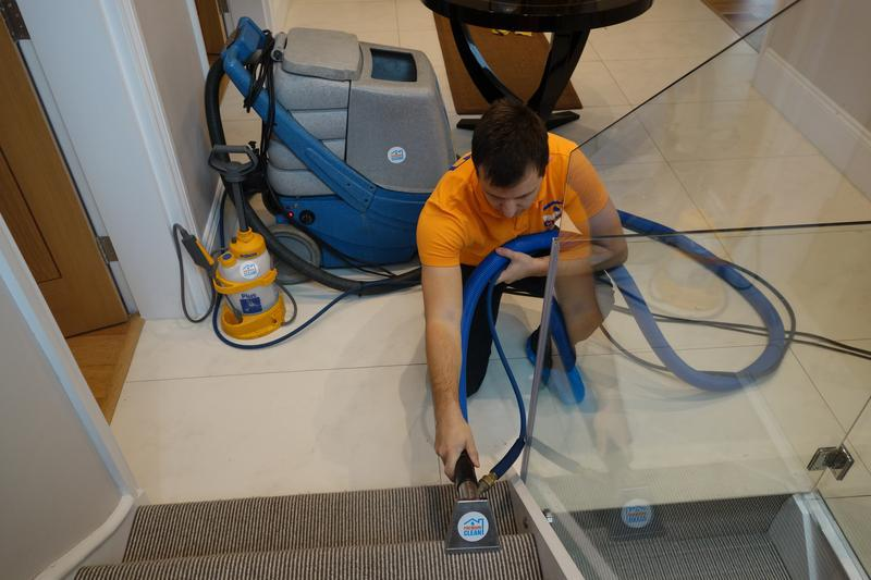 Image 16 - Professional Stairs Steam Cleaning