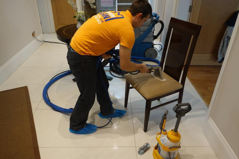 Image 13 - Professional Chair Cleaning