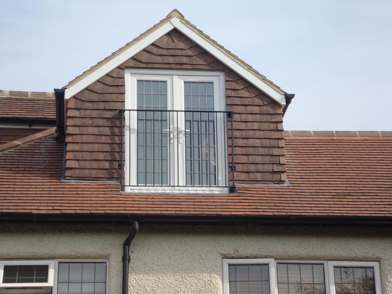Image 15 - rear dormer with juliet balcony