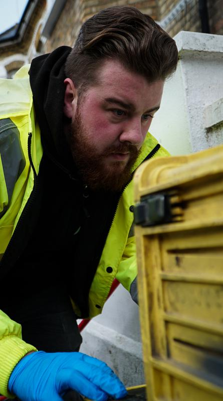 Image 4 - Experts Drainage CCTV surveys in London to help identify your collapsed drains and why the drains keep blocking up with waste matter