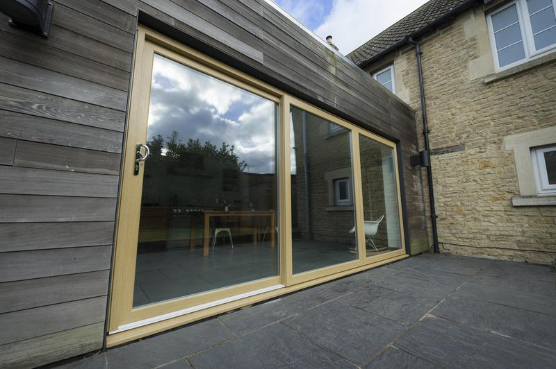 Image 7 - The New Slider 24 Patio doors are available in a wide range of colours inside and outside