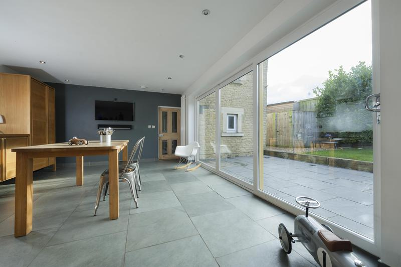 Image 6 - New Slider24 Patio doors available in a wide range of colours inside and outside