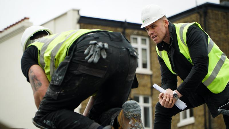 Image 6 - Roofing specialist in Hammersmith and Fulham, roofing experts for flat roofing , tile replacement service