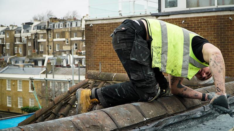 Image 7 - Roofing experts in Barnes, Chiswick and Mortlake for the repair and replacement of roofing systems providing a 25 year roofing guarantee