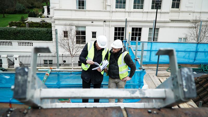 Image 8 - Roofing experts in South-west London specialists in water leak prevention and roof repair