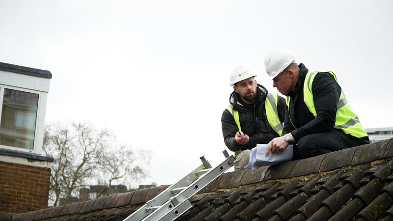 Image 9 - roofing experts near me in South-west London, covering all SW postcodes for roof repair