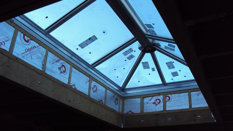 Image 126 - Roof Lanterns fitted