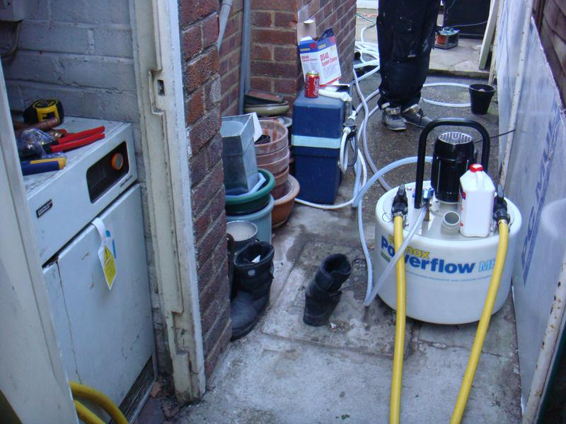 Image 9 - 100th powerflush back in 2014