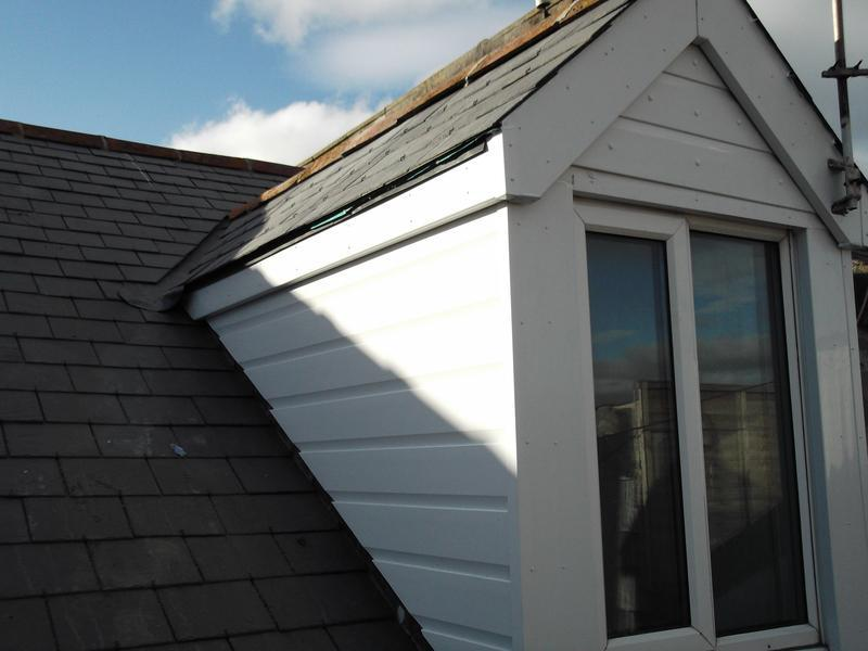 Image 15 - Clad with UPVC shiplap, roof slated with natural Spanish slates