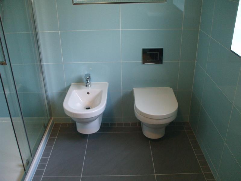 Image 6 - Dual Wall Hung WC & Bidet