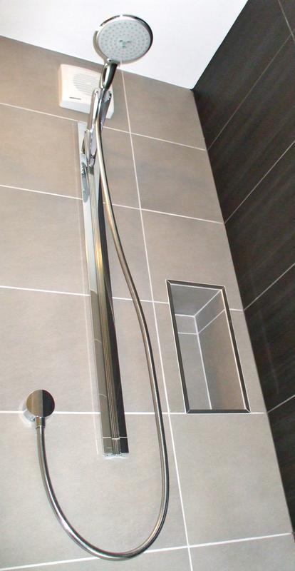 Image 14 - Grohe Shower Riser Set