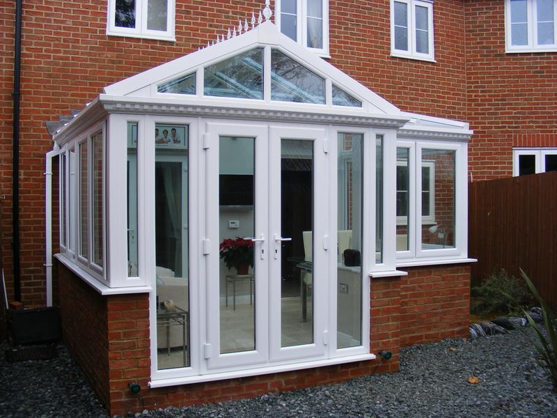 Image 14 - L Shape UPVC Conservatory By Goldseal