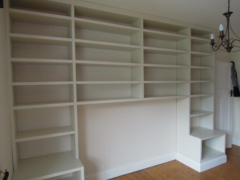 Image 9 - fitted bookcase