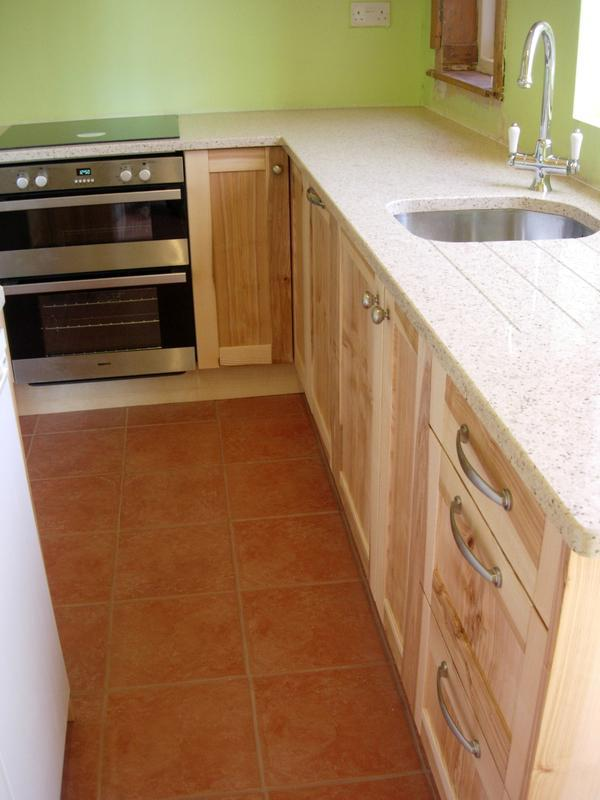 Image 9 - Beautiful Handmade English Ash Kitchen