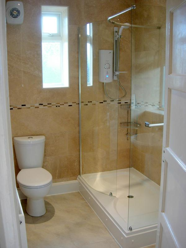 Image 6 - Curved Shower Panel