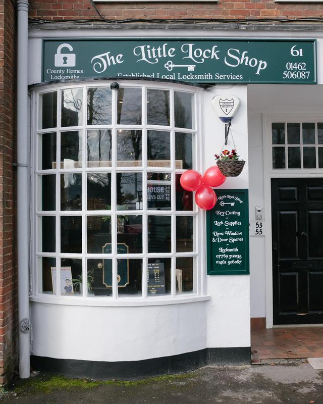 Image 1 - The Little Lock Shop from County Homes Locksmiths.