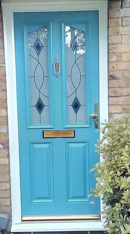 Image 37 - Front door for a customer in Shoeburyness