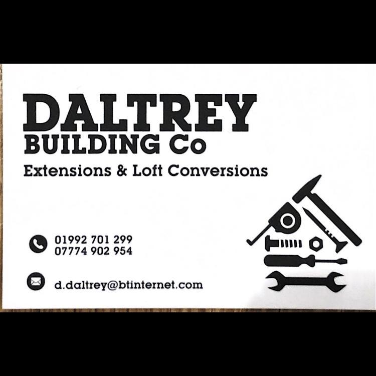 Daltrey Builders logo