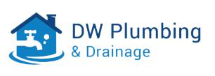 DW Plumbing and Drainage logo