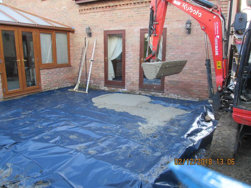Image 16 - Milton Keynes concreting oversite