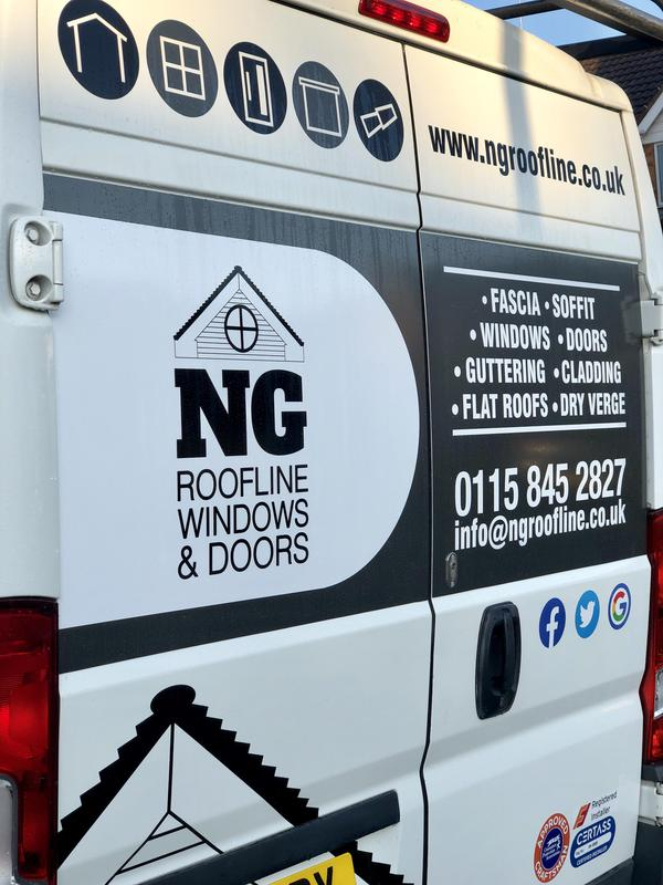 NG Roofline Windows & Doors Ltd logo
