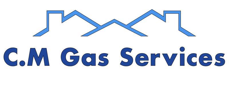 CM Gas Services logo