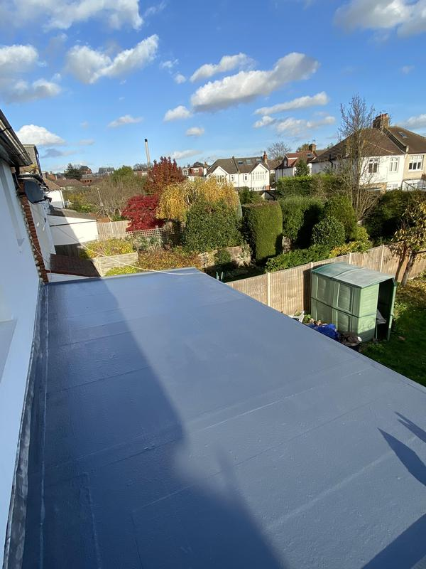 Image 2 - Fibreglass roof in Kingston