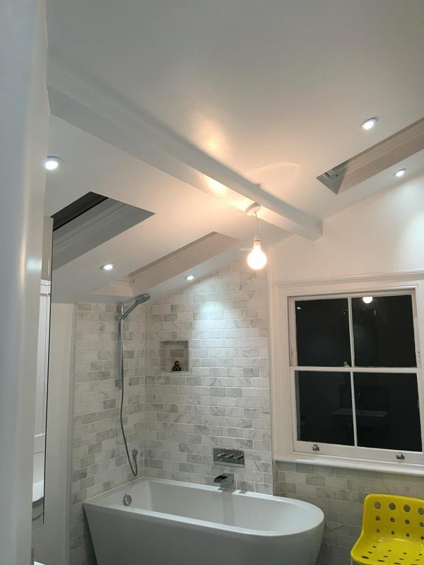 Image 9 - Bathroom lighting & underfloor heating