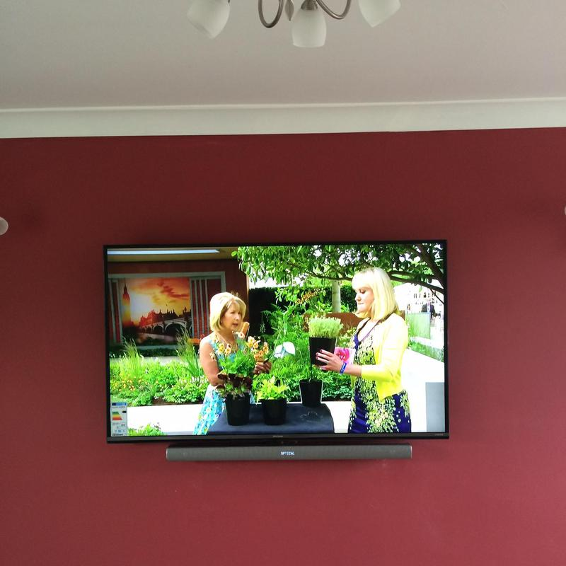 Image 36 - lcd & led tv wall mounting installation services
