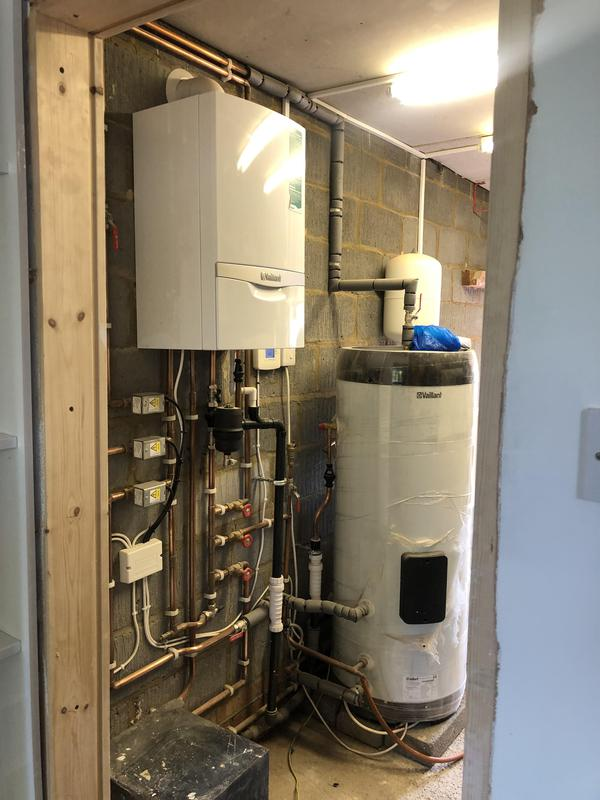 Image 24 - Boiler Installation in Enfield