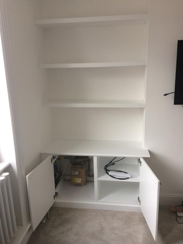 Image 2 - Floating shelves