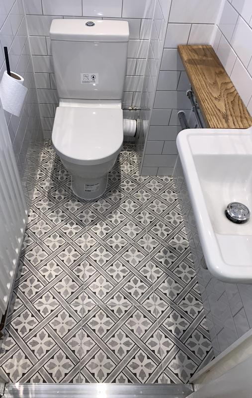 Image 59 - AFTER Crayford Bathroom Refurbishment, Plumbing and Heating.