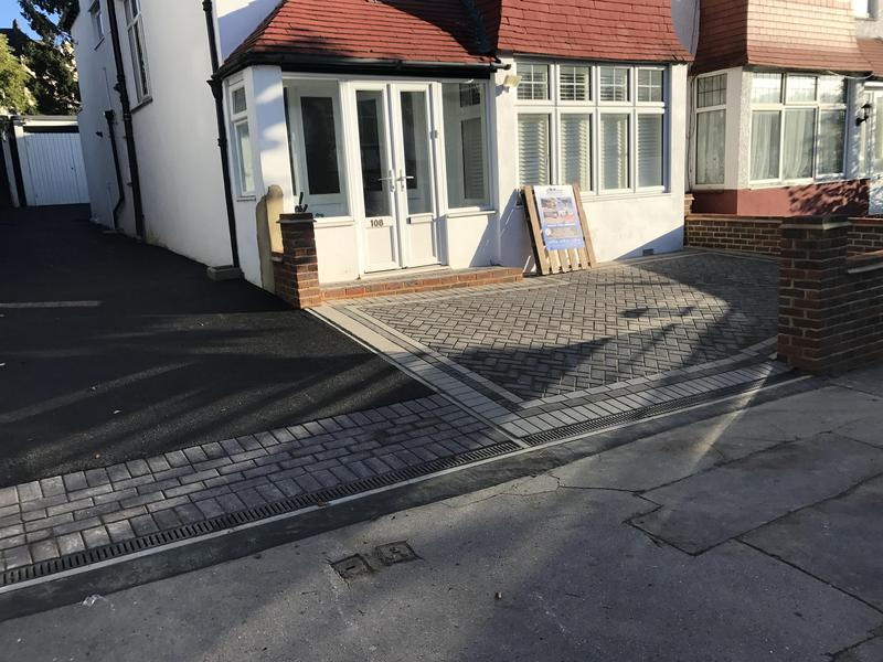 Image 7 - Tarmac shared drive and paving driveway