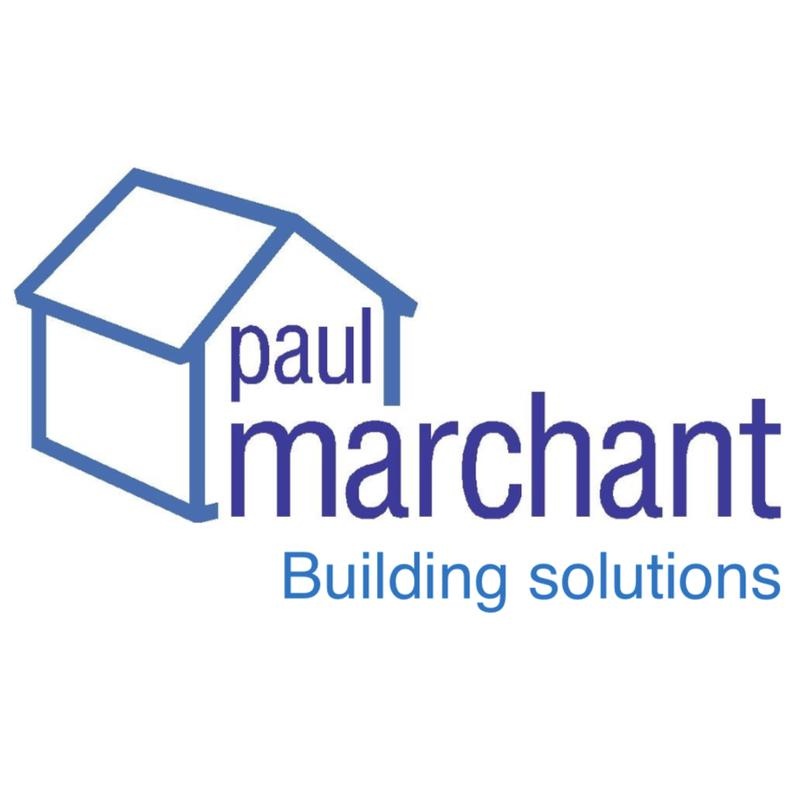 Paul Marchant Building Solutions logo