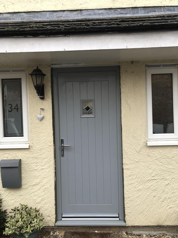 Image 48 - Composite door