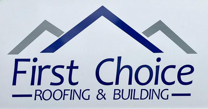First Choice Roofing & Building logo