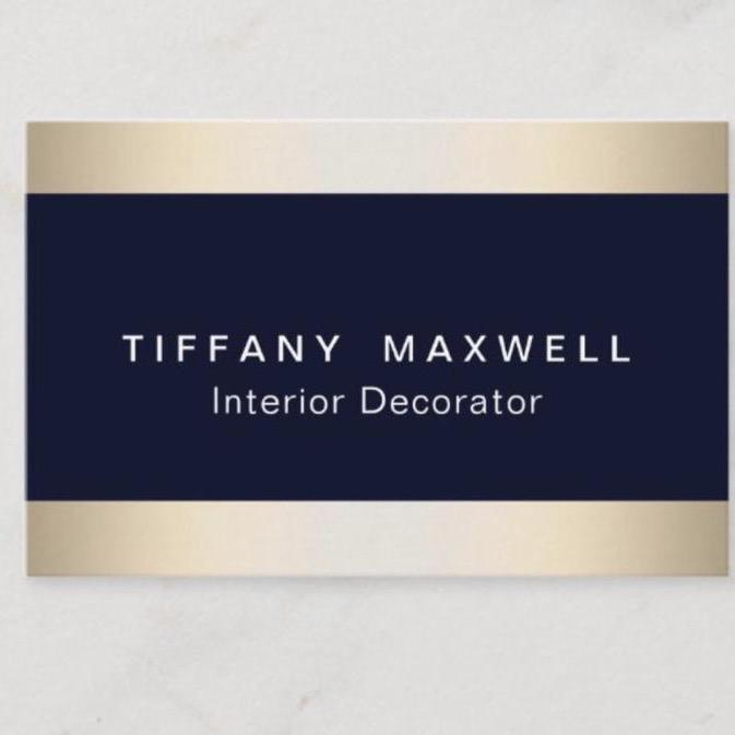 Tiffany Maxwell logo