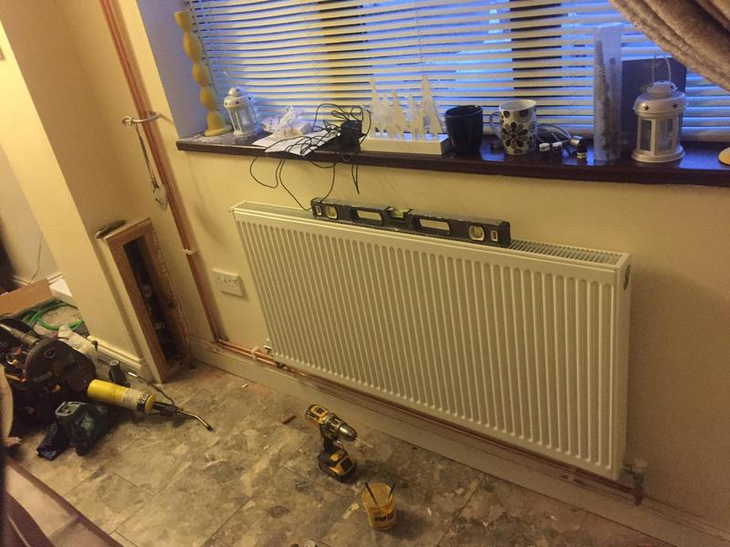 Image 20 - No more cold front room