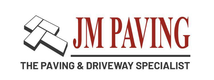 JM Paving logo