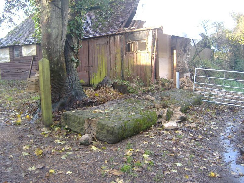 Image 12 - Bolton Barn - Prior to SEC LTD commencing works